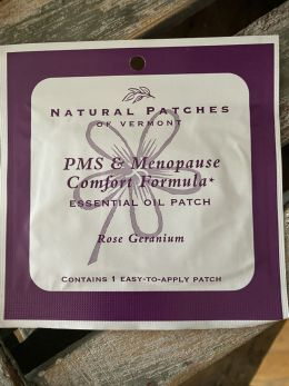 Natural Patches of Vermont - PMS & Menopause Comfort