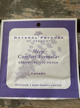 Natural Patches of Vermont - Sleep Comfort Formula