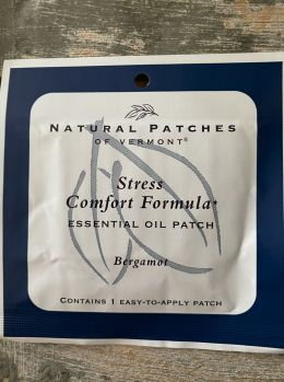 Natural Patches of Vermont - Stress Comfor Formula