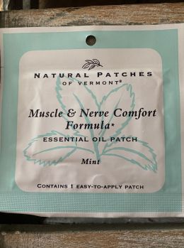 Natural Patches of Vermont - Muscle & Nerve Comfort
