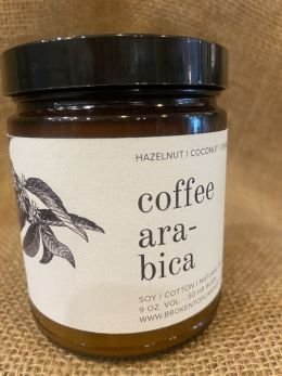 Broken Top Candle- Coffee ara-bica