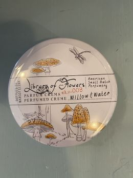 Library of Flowers - Parfum creme Willow & Water