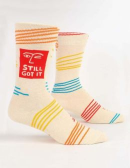 Still Got It!  Men's Crew Socks