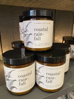 Broken Top Candle- coastal rain-fall