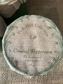 Park Hill Collection Candles- Crushed Peppercorn